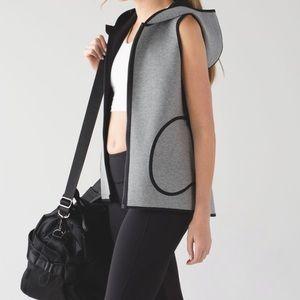 Lululemon Insculpt Hooded Reversible Vest